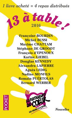 13 à table ! 2016 Les Restos du C½ur