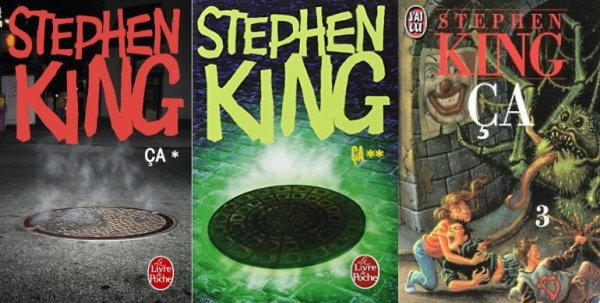 Ça de Stephen King ♥