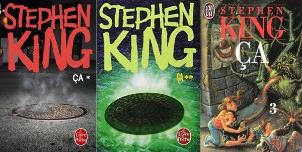 Ça de Stephen King ♥