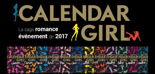 Calendar Girl de Audrey Carlan ♥