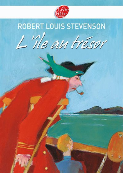 L'île au trésor de Robert Louis Stevenson