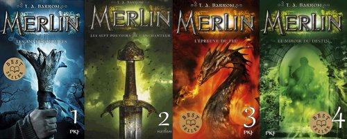 Merlin de T.A.Barron