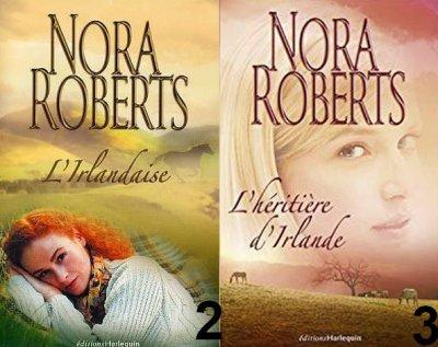 Filles d'Irlande de Nora Roberts