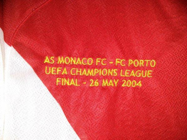 Maillot Monaco Rothen C1 2004