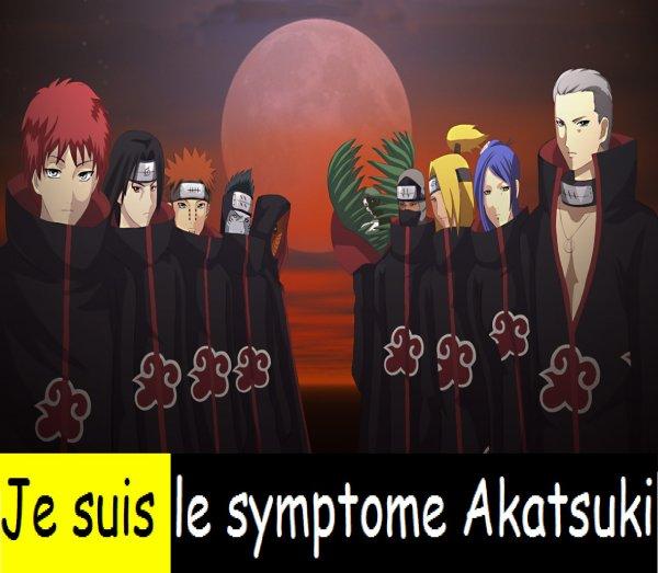 Je suis le symptome!