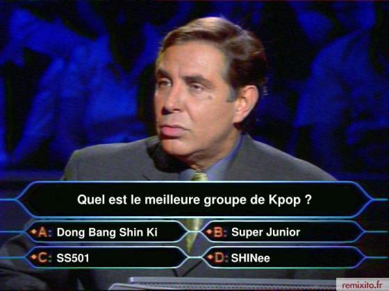 Quel est le meilleur groupe K-pop?Prêt?A vos commentaire...PARTEZ!