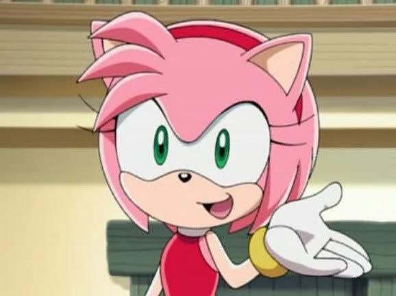 Dessins animés/animes/mangas de mon enfance: Sonic X