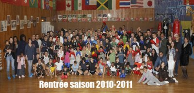 Le Club RMBOXING 2010-2011