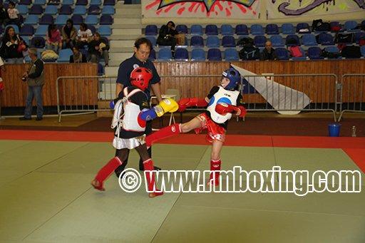 Championnat de France à l'Ile des Vannes RMBOXING 2012