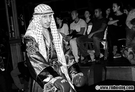 Walid au Showthai 2013