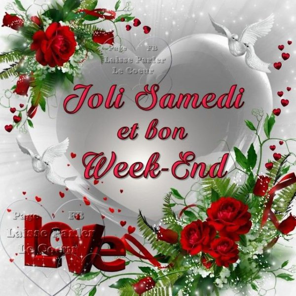(l) (l) AGREABLE WEEK-END MES AMIS(ES) (l) (l)