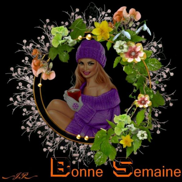 (l) (l) BELLE SEMAINE ET BON LUNDI (l) (l)