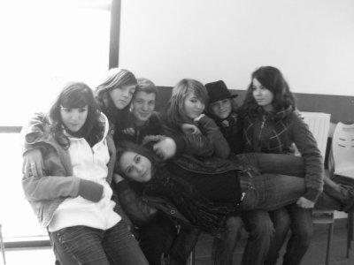 Ma Mini troupe :)