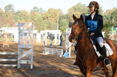 « Regardez un cavalier sans son cheval; il lui manque la moitié de son sang »