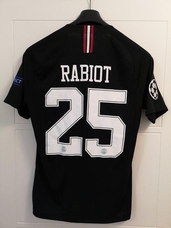 Adrien Rabiot - PSG / Etoile Rouge de Belgrade - Phase de poule de la ligue des champions 2018/19.