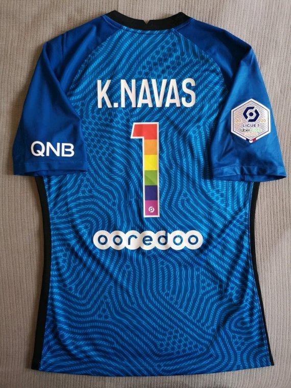 Keylor Navas - PSG / Reims - 37ème journée du championnat de France de L1.