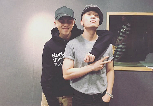 Gaeko invite Rap Monster a collaborer sur son prochain solo ' Elephant ""