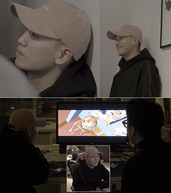 "Amoeba Culture Studio. Behind The Music : 'Gajah"" feat. Rap Monster"