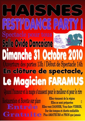 LE FESTIVAL DE RYV@L DANCE