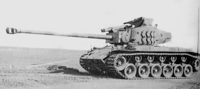 le m26 super pershing