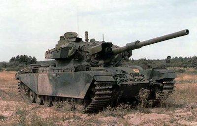char centurion