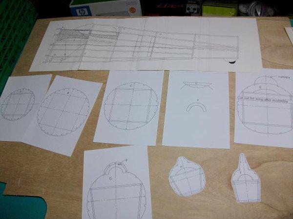 1.construction fuselage