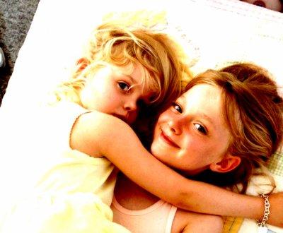 LLeslie et Léa