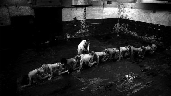 THE HUMAN CENTIPEDE 2 ( FULL SEQUENCE )