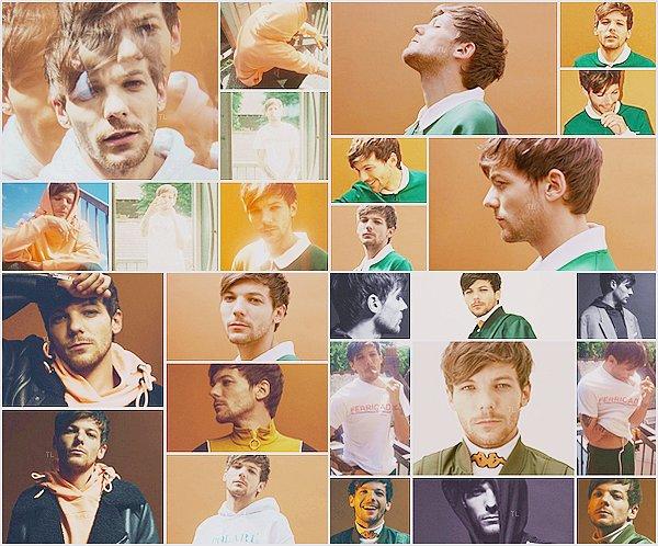 PHOTOSHOOT Louis pour HIGHSNOBIETY.