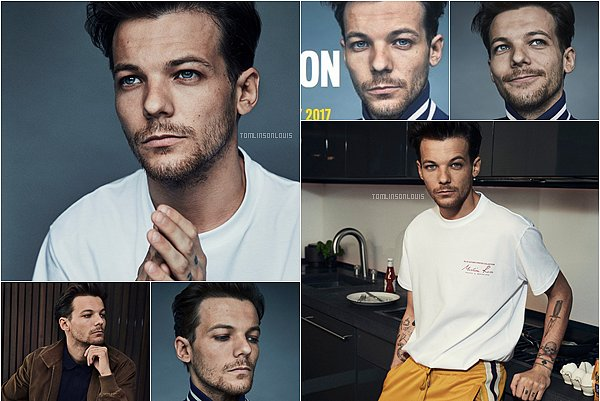 PHOTOSHOOT Louis pour The Observer Magazine.