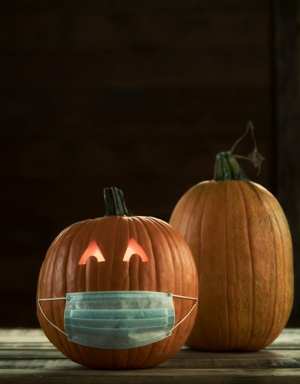 Happy Halloween... stay safe!