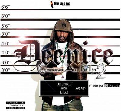 """C.A.M 2 / deenice ft yéléfu """"c'est pire quand je respire"""" (2012)"""