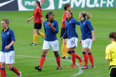 match france 7 - 0 belgique 2011
