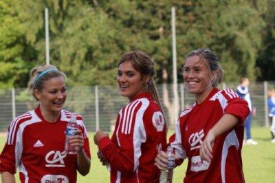 Laure Boulleau , Louisa Necib , Camille Abily