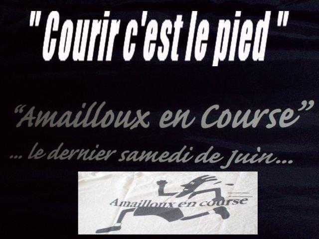 Amailloux en course