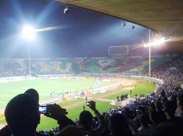 l GhalYàà 1  vs  0  Stade mali