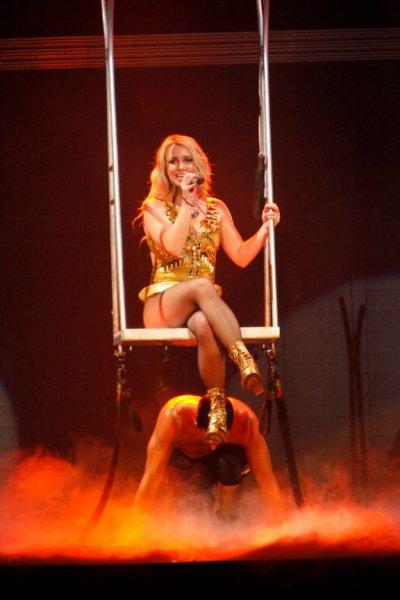 Britney spears - Femme Fatale Tour - Monterrey - Mexico ( 12.06.11 )