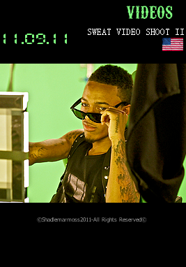 ' Sweat ' Video Shoot Part II Nov 09th 2011 Filed Under: Videos - Lil Wayne - Single - Underrated