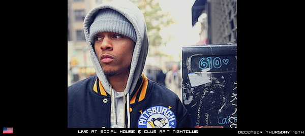 Bow Wow - Live at Social House & Club Rain Nightclub Dec 15th 2011 Posted by: Jhone    Filed Under: Appearances - Party