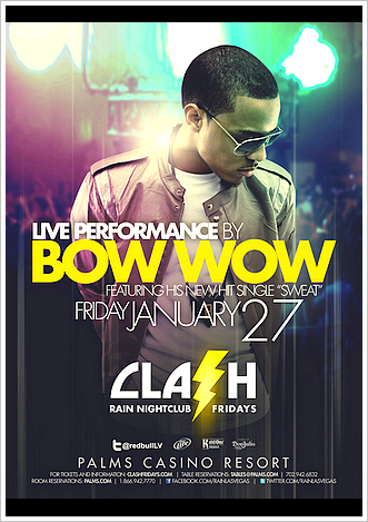 Bow Wow - Rain Nightclub Dec 29th 2011 Posted by: Jhone    Filed Under: Appearances - Party