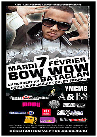 Bow Wow - UNDERRATED WORLD TOUR 2012 Jan 04th '12 Posted by: Jhone Filed Under: Videos - Underrated World Tour 2012