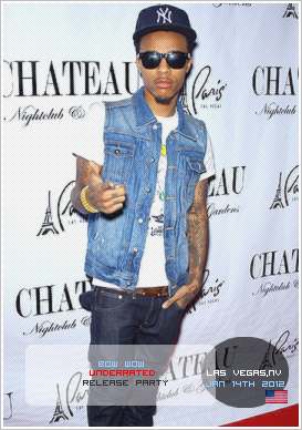 Bow Wow - Underrated Release Party Jan 14th '12 Posted by: Jhone    Filed Under: Appearances - Party - Underrated