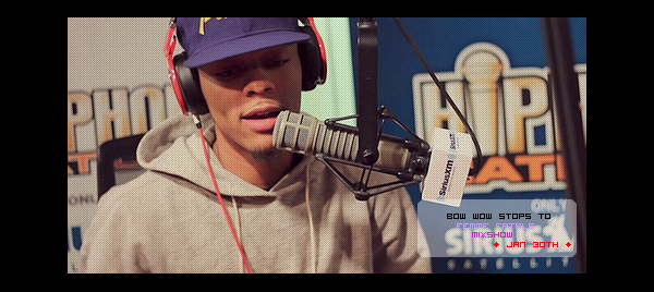 Bow Wow - Stops by The Femme Fatale Show Jan 30th '12 Posted by: Aurelie       Filed Under: Appearances - Radios - The Femme Fatale Show