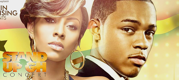 Bow Wow & Keri Hilson Stand Up GH Concert        | May 07th 2012