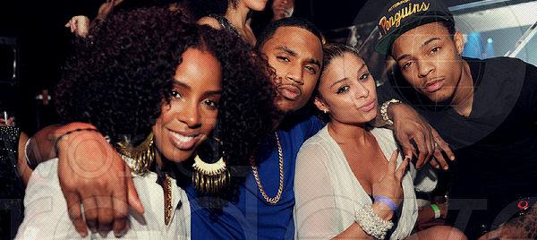 Bow Wow attends DJ Affect Birthday  | March 24th 2012