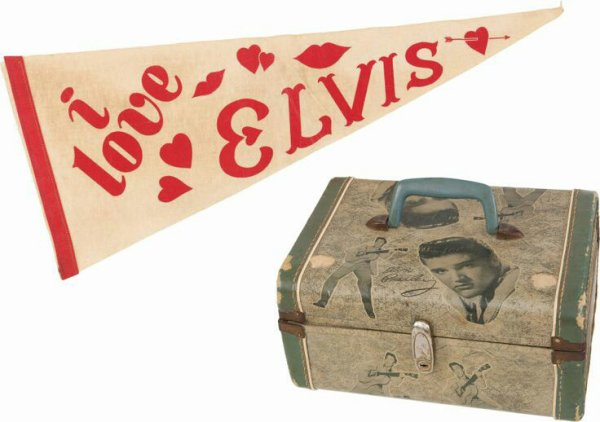 Elvis collectables