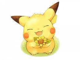 Pour tous les fans de Pikachu ! <3