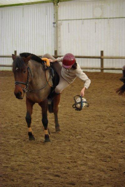 Mais le horse-ball aussi c'est génial (2010/2011)