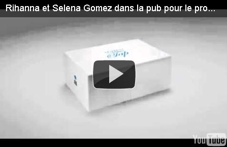Rihanna et Selena Gomez unies pour l'Unicef