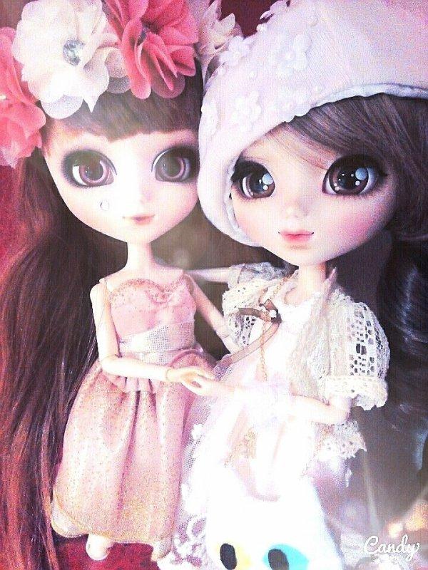 ♥Suki et Anako ♥